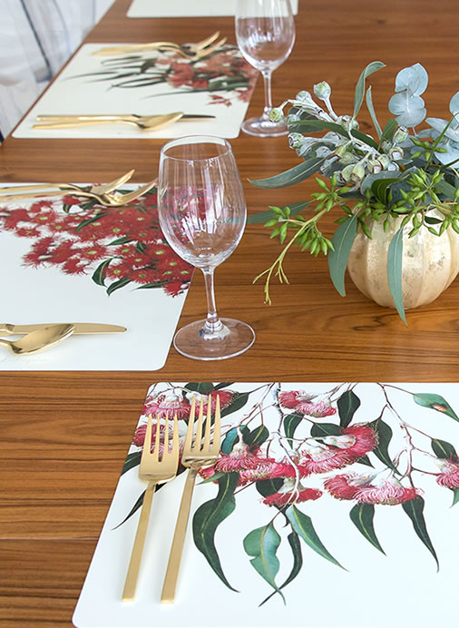 Eucalypt Dining Placemats (4)