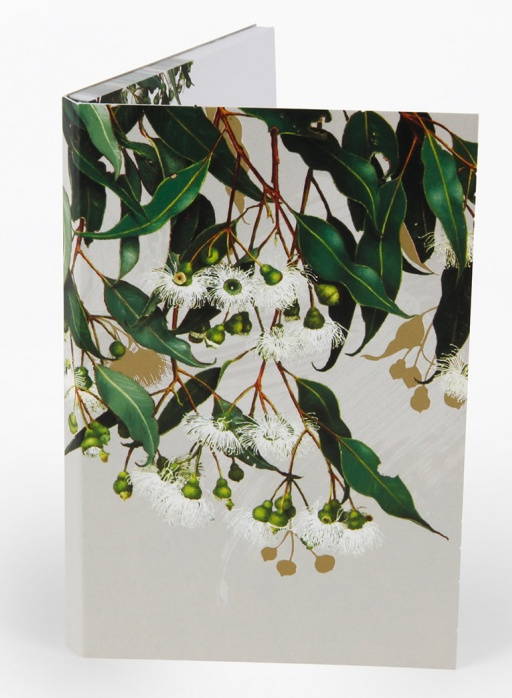 White Collection Notepad - Marri Gum