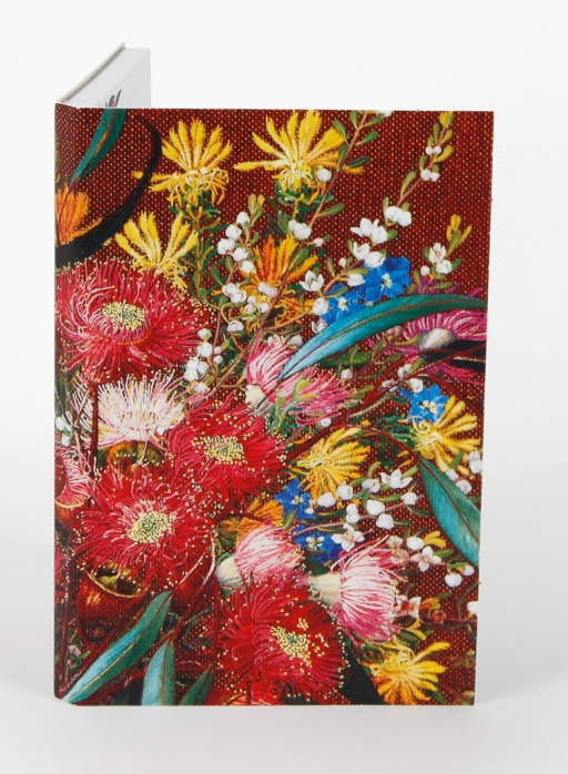 Wildflower Collection Notepad - Pinks
