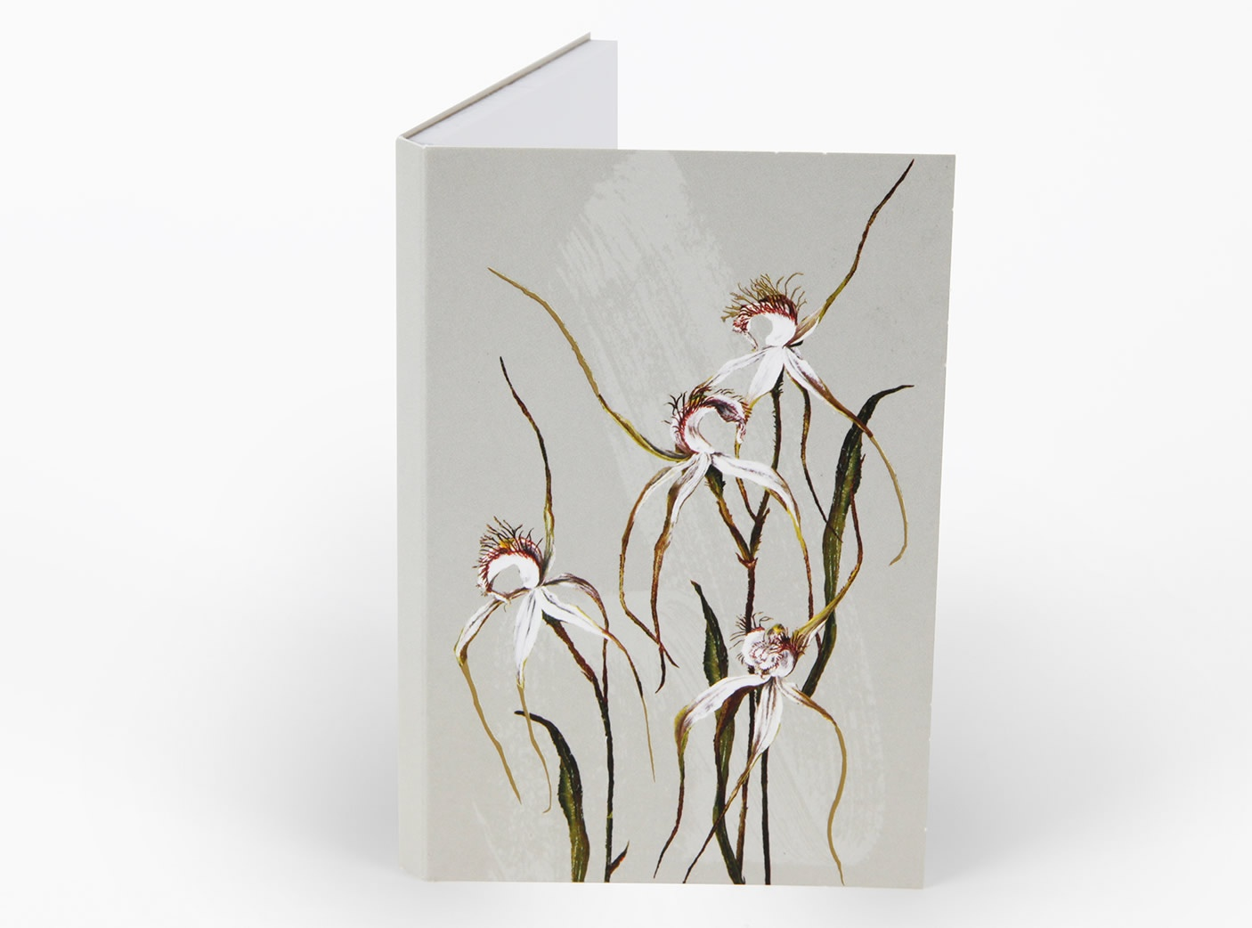 spider-orchid-notepad