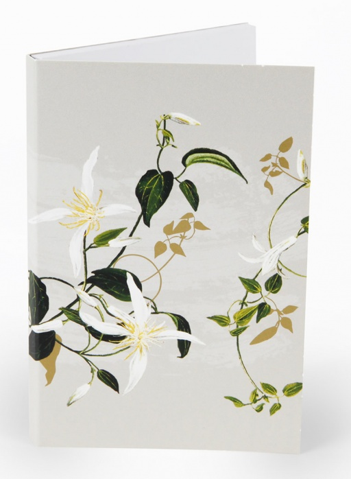 clematis-notepad